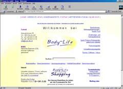 Body life gmbh http www body life ch